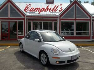 2010 Volkswagen New Beetle 2.5L COMFORTLINE SUNROOF!! HEATED LEA
