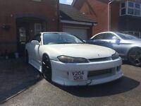 1999 Nissan Silvia S15 Spec R 2.0 Turbo