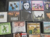bundle of cd.s