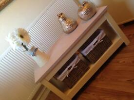 Up cycled table