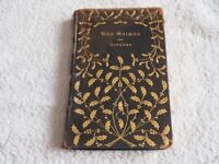 VINTAGE COPY The Chimes Charles Dickens Chapman & Hall 1903 leather binding