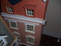 Dolls Houses, Miniatures and craft Items.