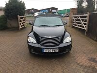 Low mileage Auto stunning Black PT Cruiser