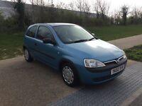 Vauxhall Corsa 1.0 i 12v Club 3d