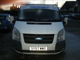 BREAKING FORD TRANSIT VAN NEW STYLE 2.2 DIESEL FWD E ENGINE GEARBOX INVERNESS SHIRE