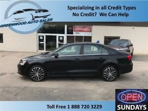 2013 Volkswagen Jetta 2.0 TDI! HIGHLINE! LEATHER!