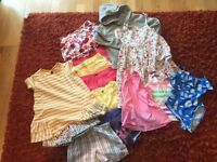 Girls Bundle 5-6 years 116cm. 14 Items. £10.00 Great Condition.