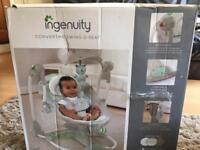 Brand new baby swing 2 seat