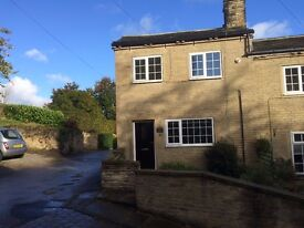 semi-detached cottage, full gas central heating, original stone features, parking