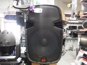 Power Pro Audio 15 Portable DJ Speaker For Sale. We Sell Used Pro Audio Equipment. 29844