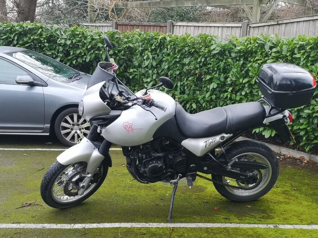Motorcycle Bike Cover Triumph Tiger 955i TOP OF THE LINE