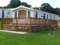 Double Glazed & Centrally Heated Static Caravan For Sale In Paignton