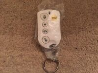 Yale Alarm security key remote thob, with battery, fully working