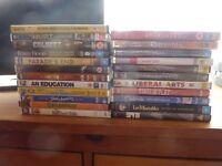 Job lot car boot bargain DVD collection