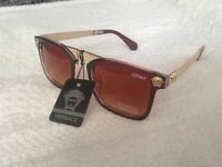 Versace Sunglasses Brown