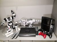 Game Consoles, Games, Sky box, Toys