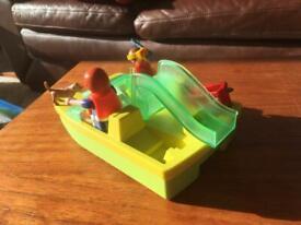 PlayMobil fun boat