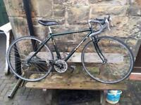 Trek 520 touring bicycle