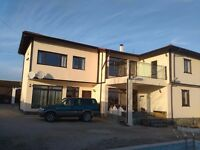 New build; E Bulgaria; 20 mins from airport; 30 mins from beach; 3 beds can be used as 5; Furnished