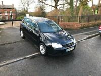 2007 VOLKSWAGEN GOLF MATCH 1.9 TDI MANUAL DIESEL HATCHBACK FULL SERVICE HISTORY MOT 2/19 BARGAIN!!