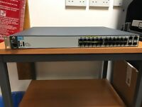 Used HP 2620-24 PoE+ Switch