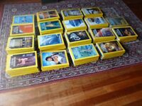 Job lot of 194 National Geographic magazines within the period 1978-2007