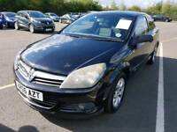 Vauxhall Astra SXI / 3door hatchback / diesel / 2006 plate / black /