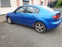 Mazda 3 TS 4d 1.6 Saloon £250 ONO