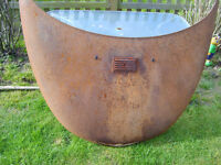 chrysler pt cruiser rat look rusty bonnet,,ideal for shows,,pick up only