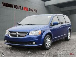 2019 Dodge Grand Caravan **BRAND NEW LOADED PREM PLUS w/DVD&NAV