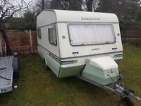 Caravan 4 berths