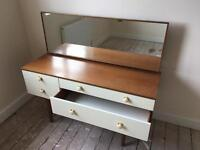 Retro dressing table - perfect up cycle!