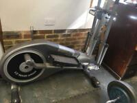 JTX Smart Stride 21 Elliptical Cross Trainer
