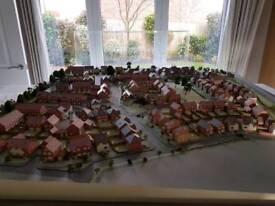 1 200 scale buildings.