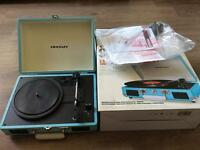 Crosley Cruiser Portable Vinyl Turntable