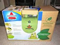 Bissell Little Green compact carpet and upholstery cleaning machine