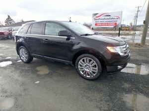 2010 Ford Edge LIMITED!!! AWD! CERTIFIED!