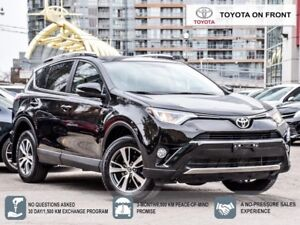 2016 Toyota RAV4 XLE One Owner Toyota Certified