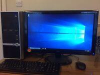 Gaming PC Amd A10 - 5800K Quad Core 4.20 Ghz - 16 GB Ram - 1TB, Ati Radeon 7660D + HD 6670 / desktop