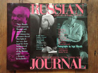 Russian Journal - Photography in former USSR 1965 - 1990 foreword by Yevgeny Yevtushenko