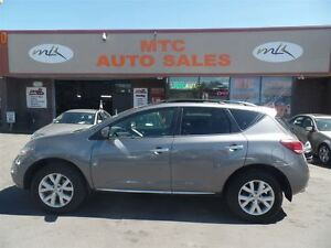 2013 Nissan Murano SV BACKUP CAMERA, SUNROOF, PUSH TO START, AWD