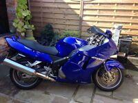 2002 Honda Blackbird *Low miles*
