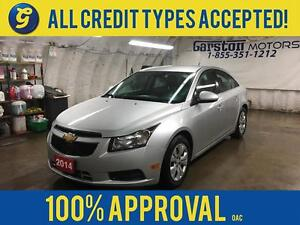 2014 Chevrolet Cruze LT*KEYLESS ENTRY*CRUISE CONTROL*ON STAR PHO
