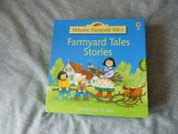 Usborne Farmyard Tales 20 books Boxset