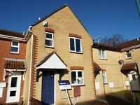 A NEWLY RE-DECORATED AND CARPETED TERRACE HOUSE IN THE SOUGHT AFTER LOCATION OF THROOP