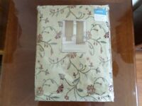 Curtains 168 x 137 cm - £20.00 - 1 of 2 pairs - pencil pleat type curtains *brand new*