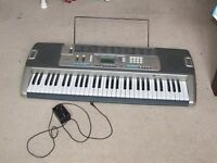 Casio full size keyboard for sale