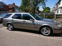 Saab 9-5 Estate, full service history