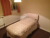Great Single room in warm house