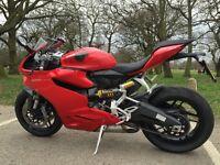 Ducati 899 Paniagale 2015 (No Yamaha, Honda, Kawasaki, Suzuki, Triumph,)